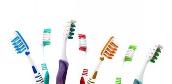 Tooth Brush Array