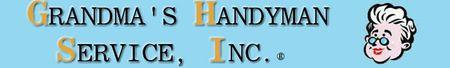 Grandma's Handyman Service Banner