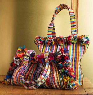 VivaTerra Yes Bags