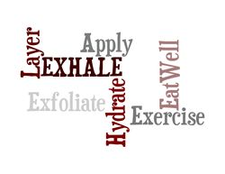 EXHALE Wordle