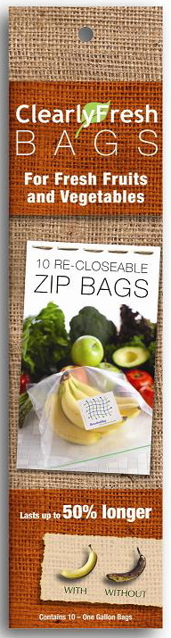 Clearly Fresh Bags Product Photo