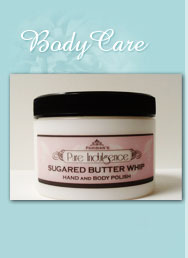 Sugared Butter Whip Hand & Body Polish by Parisian's Pure Indulgence