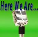 HWA Radio Show Mic wtext