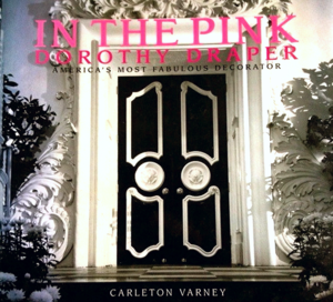 In The Pink by Dorothy Draper book cover