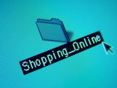 Shopping Online folder