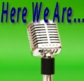 Here We Are Podcast LOGO