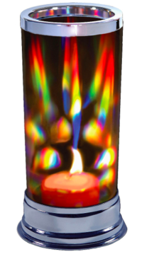 Prism candle holder on UncommonGoods