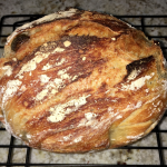 How To Make and Bake NO KNEAD Bread (Video)