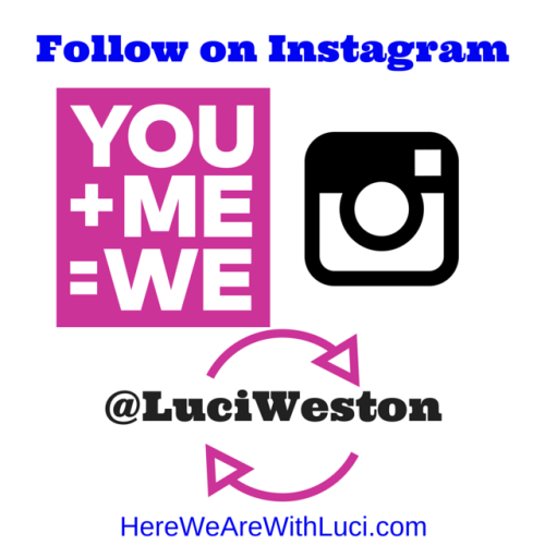 Follow @LuciWeston on Instagram