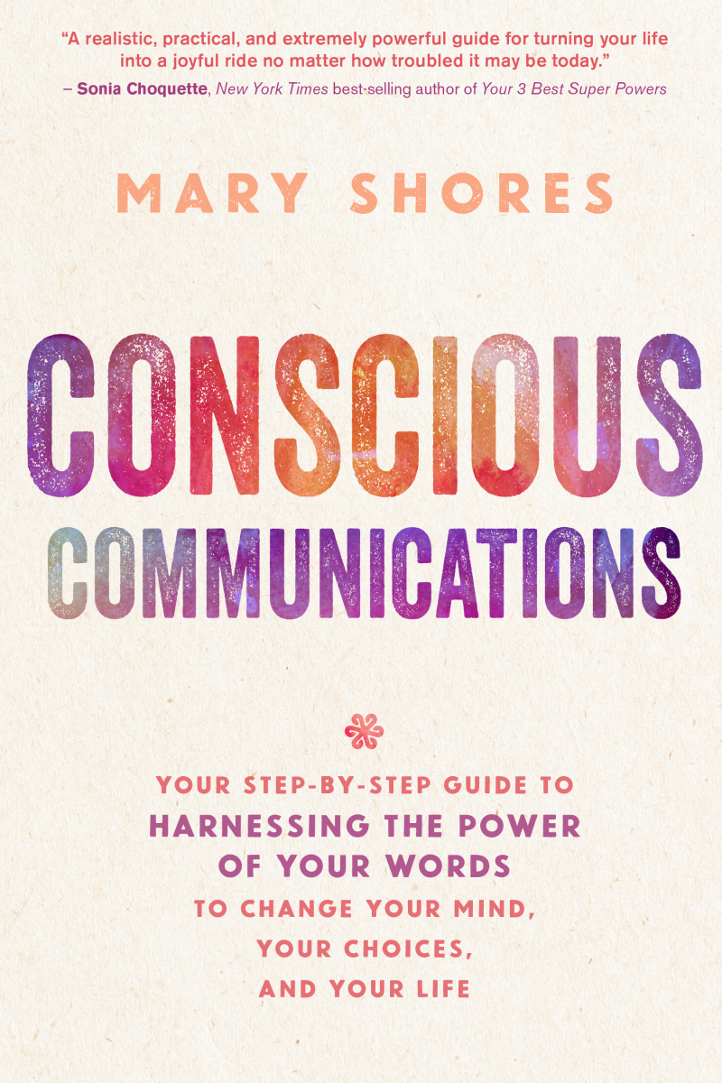 Conscious Communications Cover - Front Only
