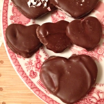Peppermint Patties - A Simple, Homemade, Chocolate Covered, Minty Fresh, Sweet Treat Recipe!