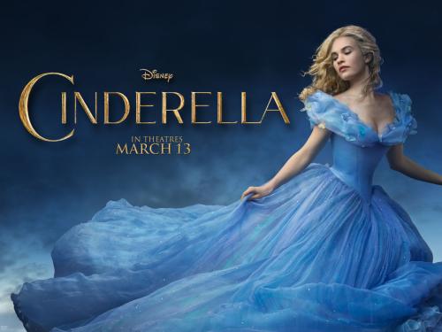 Cinderella Marquis Poster