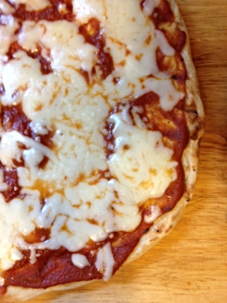 Pizza for grilling recipe