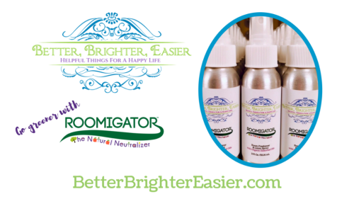 Better Brighter Easier logo and product banner